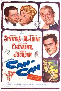 Can-Can - Poster / Capa / Cartaz - Oficial 3