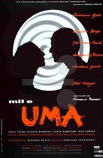 Mil e Uma - Poster / Capa / Cartaz - Oficial 1
