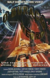 O Buraco Negro - Poster / Capa / Cartaz - Oficial 4