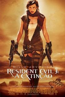 Resident Evil 3: A Extinção - Poster / Capa / Cartaz - Oficial 1