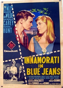 Blue Jeans - O Que os Pais Desconhecem - Poster / Capa / Cartaz - Oficial 3