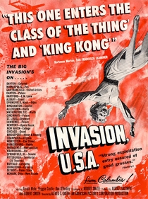 Invasion U.S.A. - Poster / Capa / Cartaz - Oficial 5