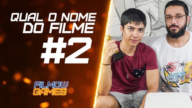 FILMOW GAMES | Qual o nome do filme? #2