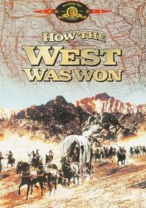 A Conquista do Oeste - Poster / Capa / Cartaz - Oficial 6