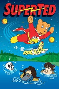 SuperTed - Poster / Capa / Cartaz - Oficial 1