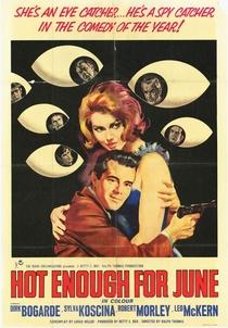Agente Secreto Contra Moscou - Poster / Capa / Cartaz - Oficial 1