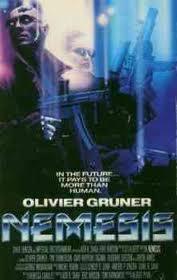 Nemesis - O Exterminador de Andróides - Poster / Capa / Cartaz - Oficial 4