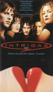 Intrigas - Poster / Capa / Cartaz - Oficial 2