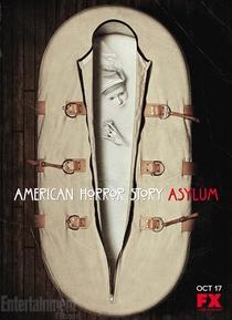 American Horror Story: Asylum (2ª Temporada) - Poster / Capa / Cartaz - Oficial 4