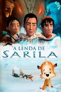 A Lenda de Sarila - Poster / Capa / Cartaz - Oficial 4