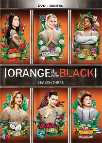 Orange Is The New Black (3ª Temporada) - Poster / Capa / Cartaz - Oficial 3