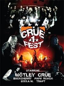 Möltey Crüe: Crüe Fest  - Poster / Capa / Cartaz - Oficial 1