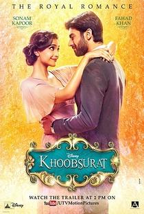 Khoobsurat - Poster / Capa / Cartaz - Oficial 1