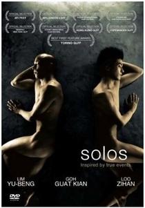 Solos - Poster / Capa / Cartaz - Oficial 1