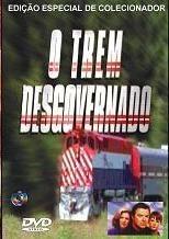 O Trem Desgovernado - Poster / Capa / Cartaz - Oficial 3