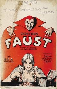 Fausto - Poster / Capa / Cartaz - Oficial 6