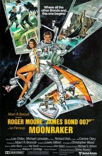 007 - Contra o Foguete da Morte - Poster / Capa / Cartaz - Oficial 5