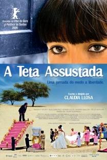 A Teta Assustada - Poster / Capa / Cartaz - Oficial 2