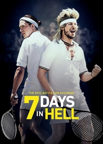 7 Dias no Inferno - Poster / Capa / Cartaz - Oficial 1