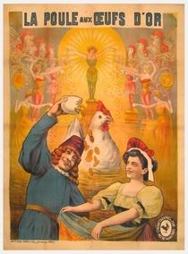 A Galinha e os Ovos de Ouro - Poster / Capa / Cartaz - Oficial 1