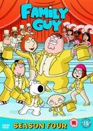 Uma Família da Pesada (4ª Temporada) (Family Guy (Season Four))