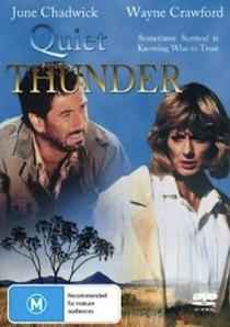 Thunder - O Caçador de Aventuras - Poster / Capa / Cartaz - Oficial 1