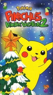 Férias de Inverno do Pikachu 2000: Os Pequenos Ajudantes de Stlanter - Poster / Capa / Cartaz - Oficial 1