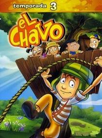 Chaves em Desenho Animado (3° Temporada) - Poster / Capa / Cartaz - Oficial 1