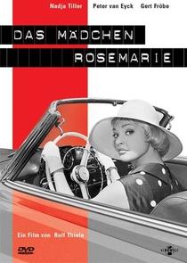 Das Mädchen Rosemarie - Poster / Capa / Cartaz - Oficial 1