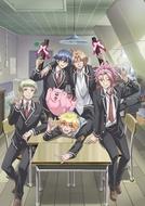 Cute High Earth Defense Club LOVE! LOVE! LOVE! (Binan Koukou Chikyuu Bouei-bu LOVE! LOVE! LOVE!)