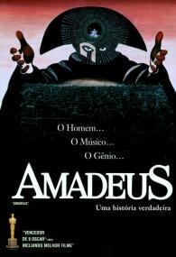 Amadeus - Poster / Capa / Cartaz - Oficial 4