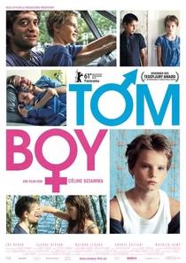 Tomboy - Poster / Capa / Cartaz - Oficial 5