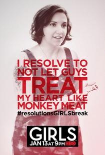 Girls (2ª Temporada) - Poster / Capa / Cartaz - Oficial 2