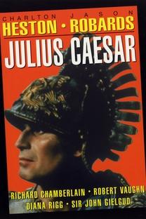 Júlio César - Poster / Capa / Cartaz - Oficial 4