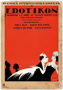 Erotikon - Poster / Capa / Cartaz - Oficial 1