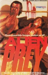 Alien Prey - Poster / Capa / Cartaz - Oficial 2