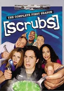 Scrubs (1ª Temporada) - Poster / Capa / Cartaz - Oficial 1