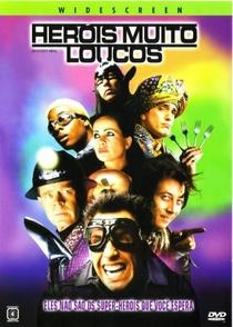 Heróis Muito Loucos - Poster / Capa / Cartaz - Oficial 6