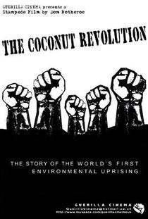 A Revolução dos Cocos - Poster / Capa / Cartaz - Oficial 1