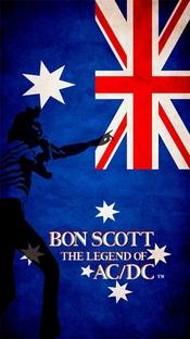Bon Scott - The Legend of AC/DC - Poster / Capa / Cartaz - Oficial 1
