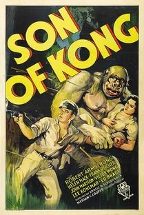 O Filho de Kong - Poster / Capa / Cartaz - Oficial 1
