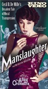 Manslaughter - Poster / Capa / Cartaz - Oficial 1