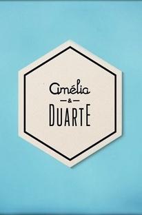 Amélia & Duarte - Poster / Capa / Cartaz - Oficial 1