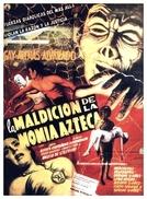 A Maldição da Múmia Azteca (La maldición de la momia Azteca)