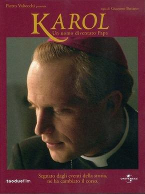 Resultado de imagem para Karol: O Homem que se tornou Papa (2005)