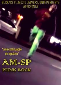 AM-SP Punk Rock  - Poster / Capa / Cartaz - Oficial 1
