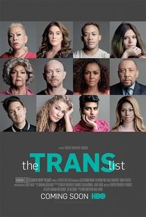 The Trans List - Poster / Capa / Cartaz - Oficial 1