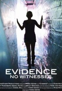 Evidence - Poster / Capa / Cartaz - Oficial 2
