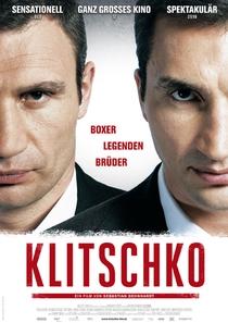 Irmãos Klitschko – As Lendas do Boxe - Poster / Capa / Cartaz - Oficial 1