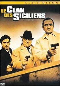 Os Sicilianos - Poster / Capa / Cartaz - Oficial 4